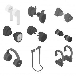 Headsets & Earphones